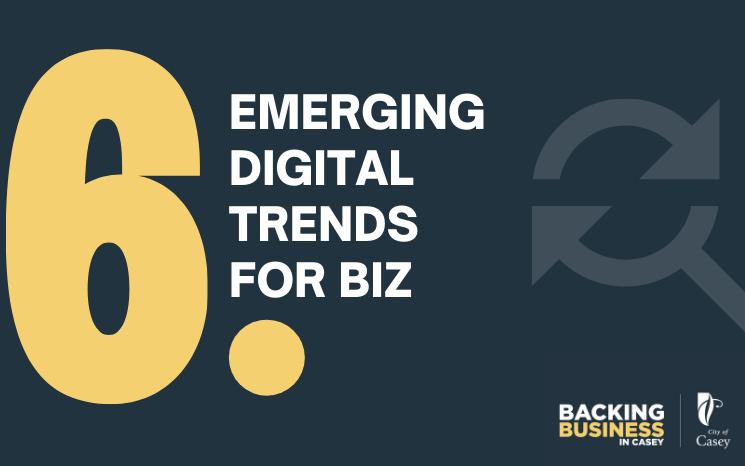Business Digital Trends, Going Digital webinar